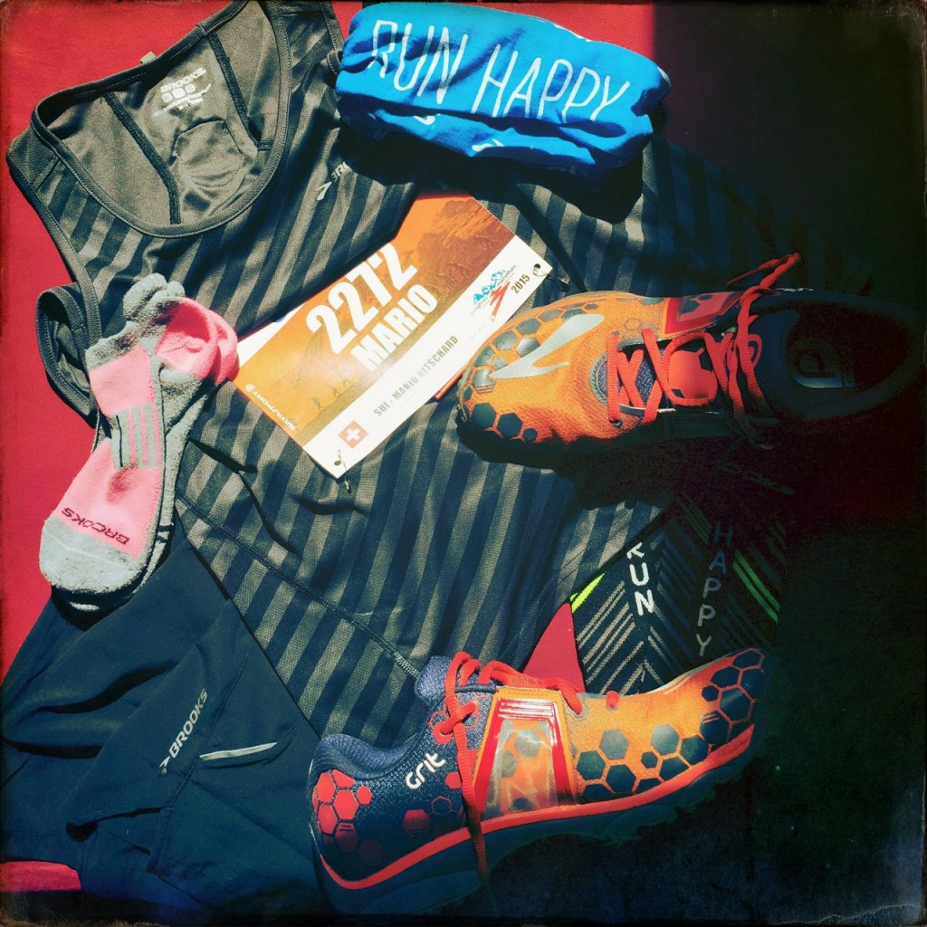 Brooks gear
