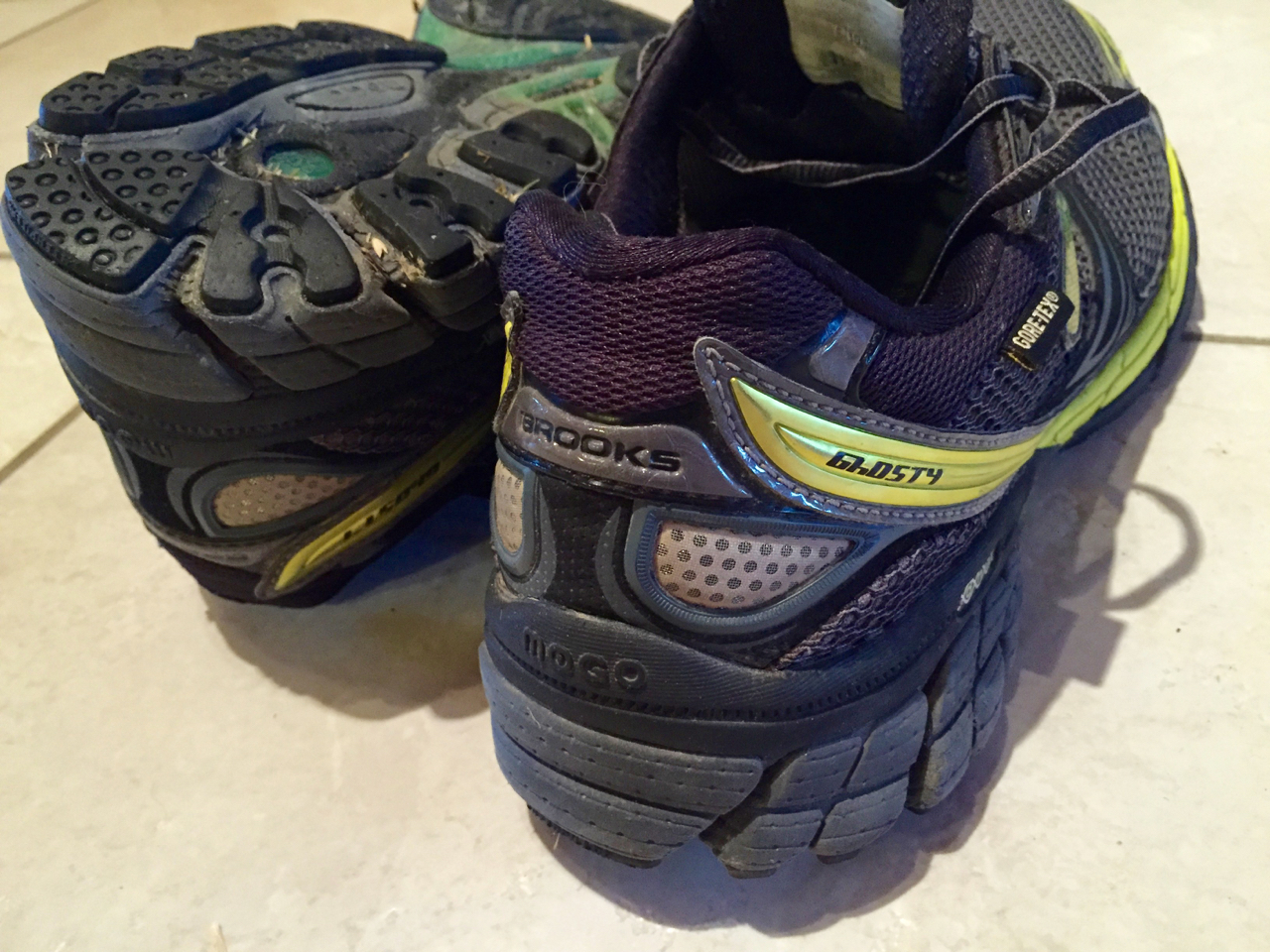 Brooks Ghost 4 gtx