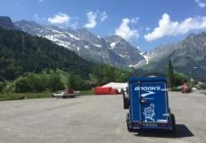 #runhappy in den Bergen von Engelberg