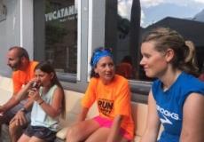 #RunHappyTeam Besprechung mit Nicole