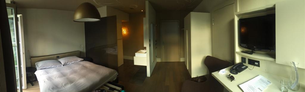 Hotelzimmer im Bellevue Terminus Engelberg