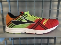 Brooks Hyperion Rennmaschine